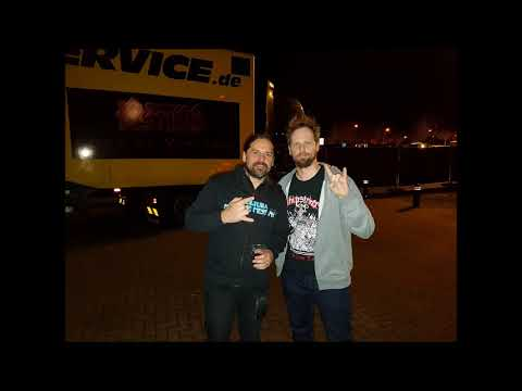 SEPULTURA, ANDREAS KISSER interview by Mattias