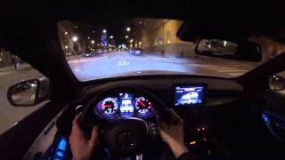 2015 Mercedes-Benz New C-class Driving POV Review GoPro Hero 3