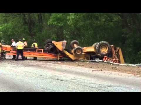 Interstate 77 Crash