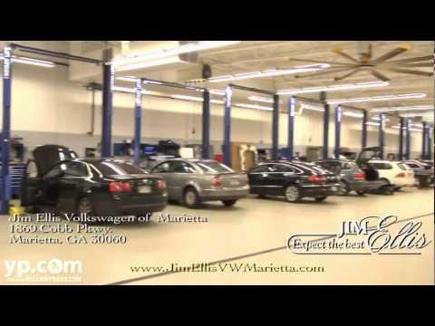 Jim Ellis Volkswagen of Marietta - Atlanta - Auto Dealers - YouTube