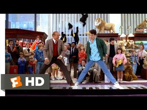 Big (1988) - Playing the Piano Scene (2/5) | Movieclips