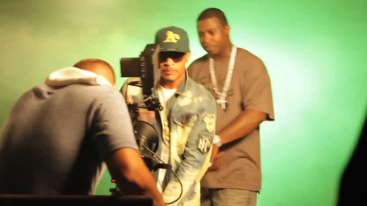 Download PLAIN JANE REMIX GUCCI FT. TI & ROCKO (BEHIND THE SCENES) LUXWADE