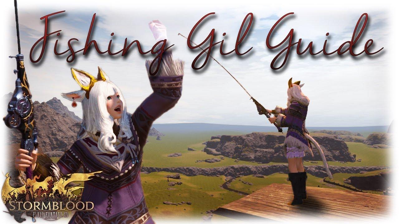 Ffxiv stormblood gil making fishing guide everdeep a for Ffxiv fishing guide