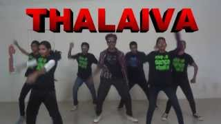 Lungi Dance The Thalaiva Tribute | Honey Singh, Shahrukh Khan Dance Choreography