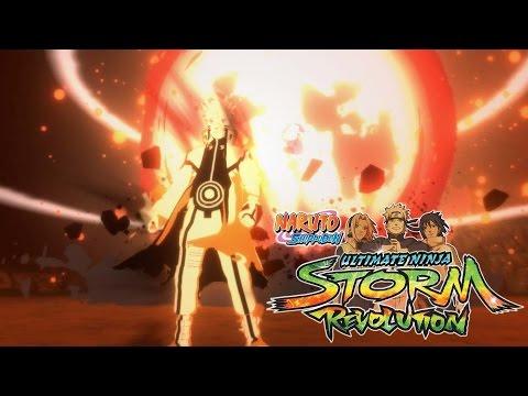 EPIC FUCKING GAME (Naruto Shippuden Ultimate Ninja Storm Revolution) |