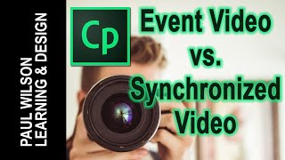 In this video,I show you the difference between event video and syn...