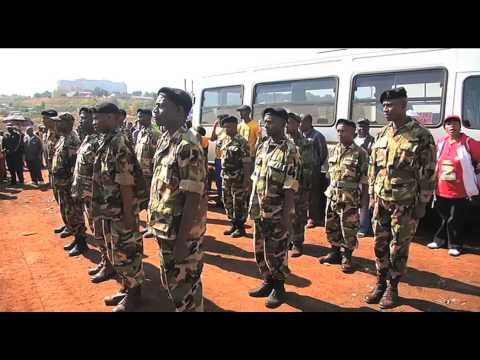 Gun salutes as comrades bid MK veteran, Fish More, farewell as he is laid to rest
