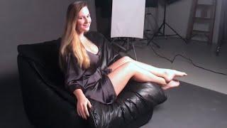 Anna Marisax modeling photoshoot