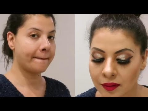 Full Make Up Tutorial For Special Occasions on Public Demand
