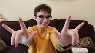 Signing Under Anesthesia - Nellie's ASL (American Sign Language) Diary