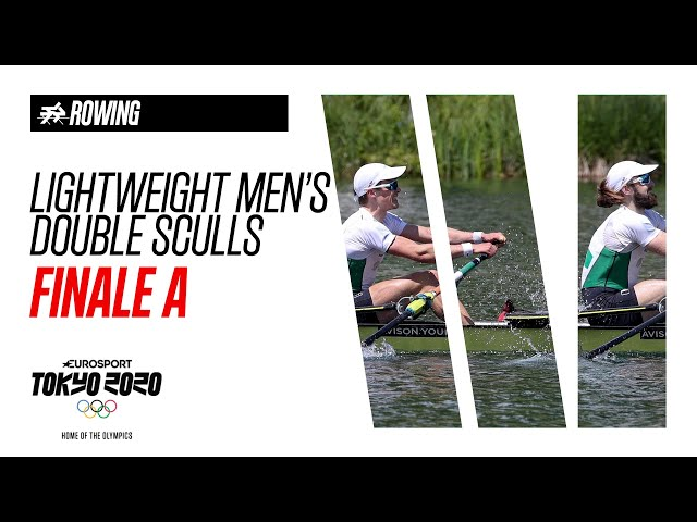 Rowing Lightweight Men's Double Sculls | Final A Highlights | Olympic Games - Tokyo 2020