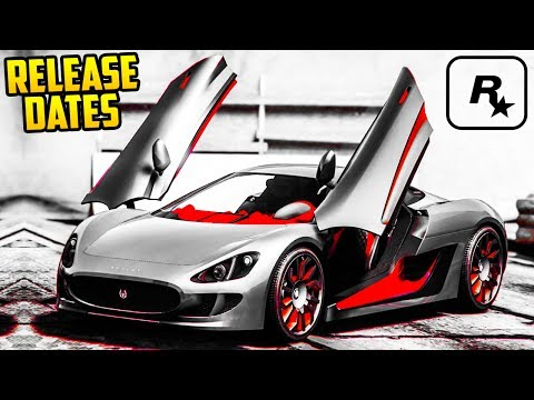 Rockstar Hints at the Next DLC Release Date! + More NEW Stuff Found in the Game Files!