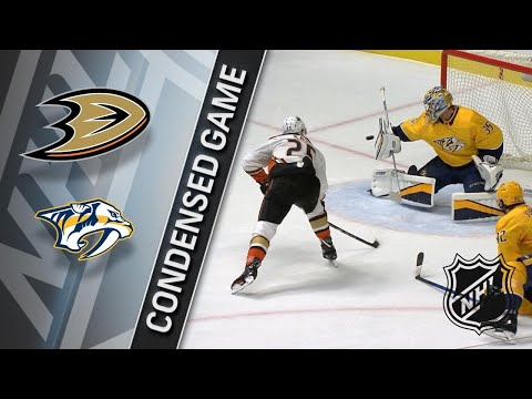 12/02/17 Condensed Game: Ducks @ Predators
