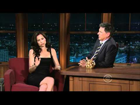 [HD] Minnie Driver Interview On The Late Late Show With Craig Ferguson 10/13/2010