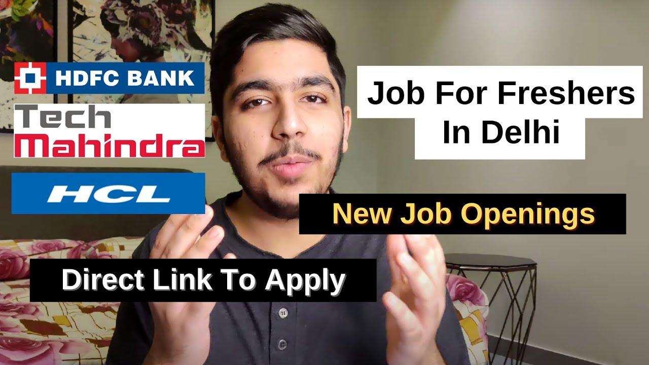 BPO Jobs In Delhi For Freshers 2020   Customer Support Jobs in Delhi   Private Jobs Delhi