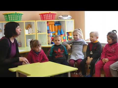 Занятие в средней группе: «Увлекательная пресса для детского интереса». Конспект занятия.