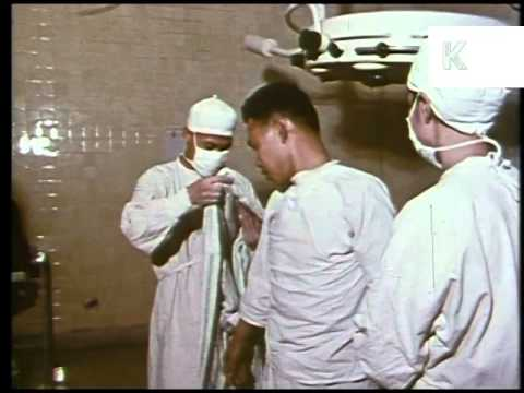 1970s China, Man Has Operation Using Acupuncture Anesthesia, Chinese Medicine