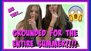 EPIC FIRST DAY OF SUMMER BREAK VLOGS || Taylor and Vanessa