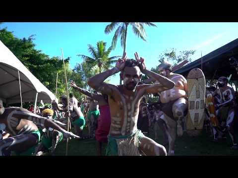 2017 Cairns Indigenous Art Fair Closing Ceremony