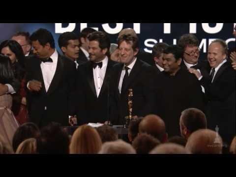 Slumdog Millionaire Wins Best Picture: 2009 Oscars