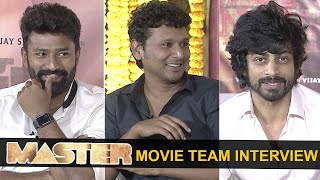 Master  Movie special Team Interview  | Director Lokesh Kanagaraj | Arjun Das | Filmyfocus.com