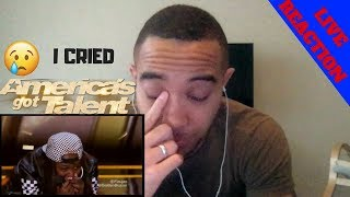 Flau'jae: 14-Year-Old Rapper Earns Golden Buzzer From Chris Hardwick - AGT 2018 REACTION