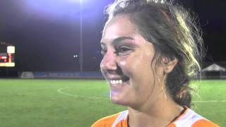 Soccer vs. Alabama (Post Game)