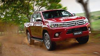 Lançamento Toyota Hilux 2016  (com test drive fora de estrada)