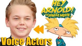 """Video """"Hey Arnold!: The Jungle Movie"""" (2017) Voice Actors and Characters download MP3, 3GP, MP4, WEBM, AVI, FLV Januari 2018"""