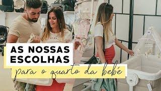 AS NOSSAS ESCOLHAS PARA O QUARTO DA BEBÉ // LILIANA FILIPA