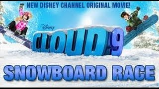 i got lose by a guy roblox clod 9 snowboard racing