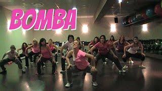 ZUMBA-Bomba (King Africa)... *Istruttrice e coreografa LAURA MESI