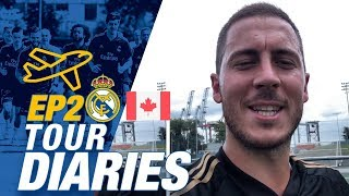 HAZARD and the new signings | Tour Diaries EPISODE 2