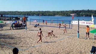Пляжный волейбол, Чемпионат Украины, Женщины, финал. Прямая трансляция 8/05/2017(, 2017-05-08T09:46:17.000Z)