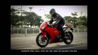 Honda BigBike - Advanced Safety Riding Course Episode 7