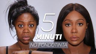 TRUCCO SCUOLA SENZA FONDOTINTA - SCUOLE MEDIE/SUPERIORI | PER I PIÙ PIGRI PRONTI E HOT IN 5 MINUTI