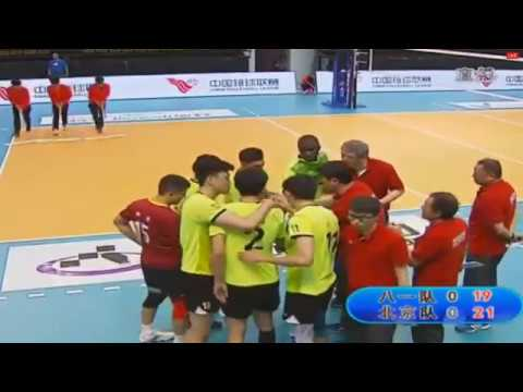Bayi vs Beijing | 22 Dec 2016 | Chinese Men Volleyball League 2016/2017