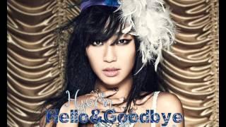 Hyorin (SISTAR) - Hello & Goodbye [Male Version]