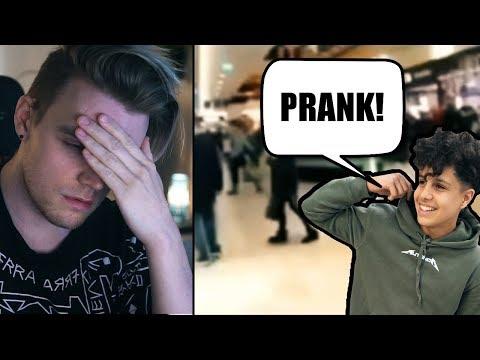 Deutscher Youtuber sorgt für Massenpanik..