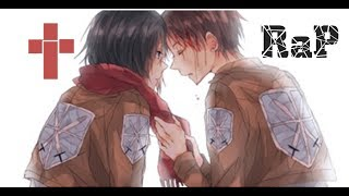 RAP DE EREN JAEGER Y MIKASA ACKERMAN | Amor Escondido | Shingeki No Kyojin Final de temporada 2
