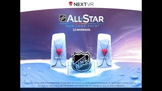 NHL in NextVR - 2019 All-Star Game | VR Preview thumbnail