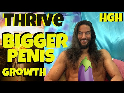 Update Bigger Penis Growth!! Raise Testosterone HGH!! from YouTube · Duration:  16 minutes 11 seconds
