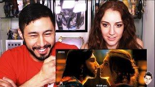 Goliyon Ki Rasleela Ram-Leela trailer reaction w/ Hope Jaymes!