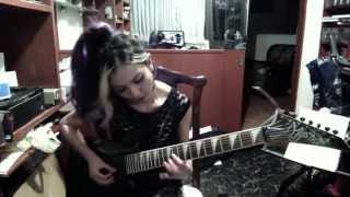 Jason Becker-Altitudes Arpegios-Cinthyablackcat