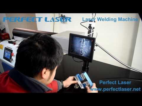 Perfect Laser welders for sale PE W300II