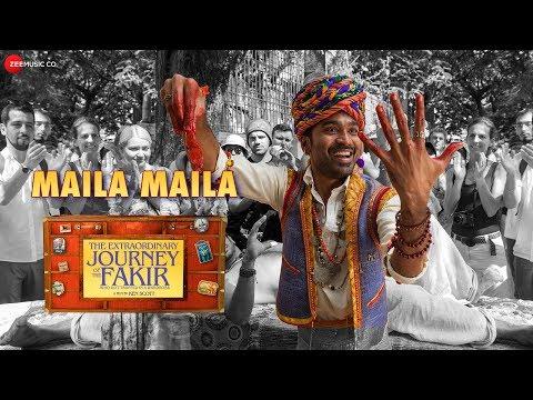 maila-maila---the-extraordinary-journey-of-the-fakir-|-dhanush-|-mame-khan-&-r-venkatraman-|-amit-t