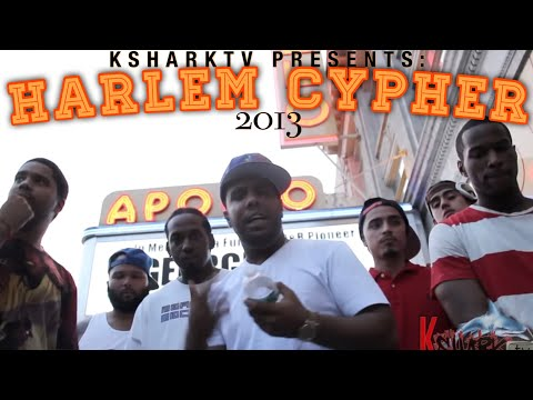 KsharkTV Best of Harlem Cypher - feat. J.R Writer, 40 CAL, Cha$e Money, & Stevey Brim