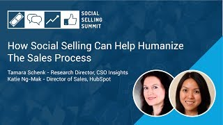 How Social Selling Can Help Humanize The Sales Process
