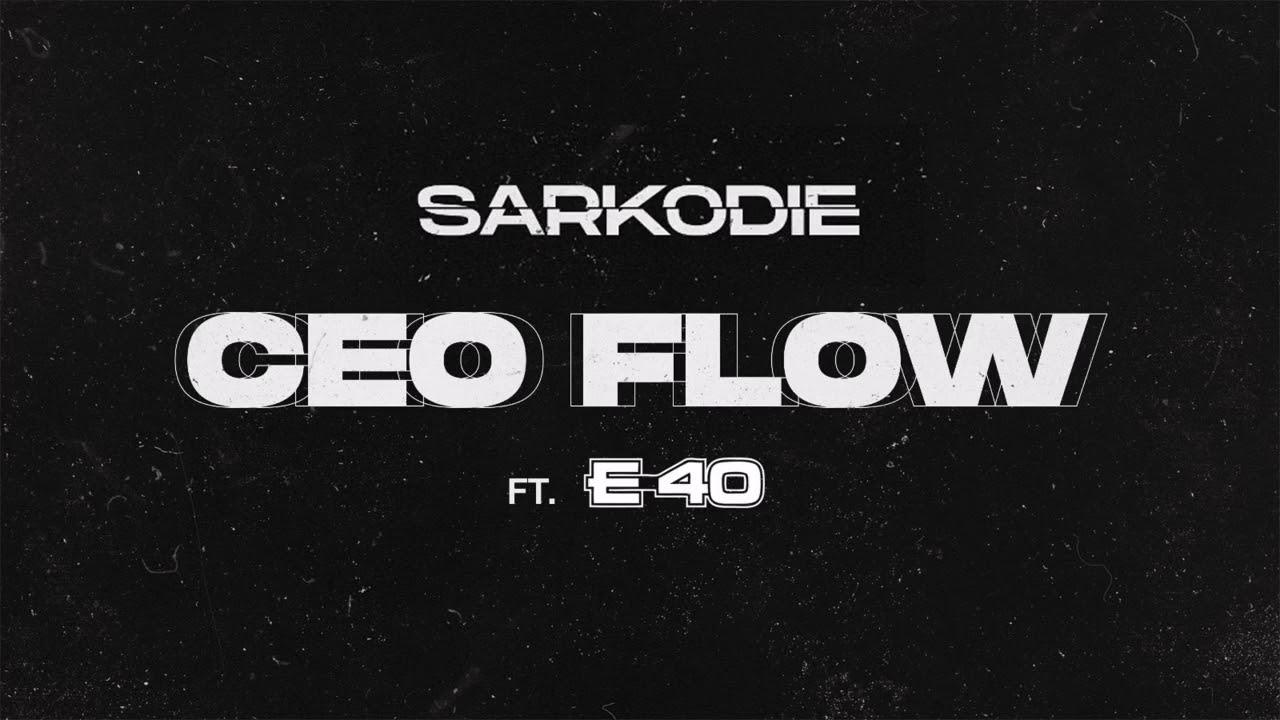 Sarkodie - CEO Flow ft. E-40 (Audio Slide)
