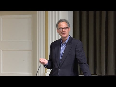 Nicholas Carr | The World Is Not the Screen || Radcliffe Institute